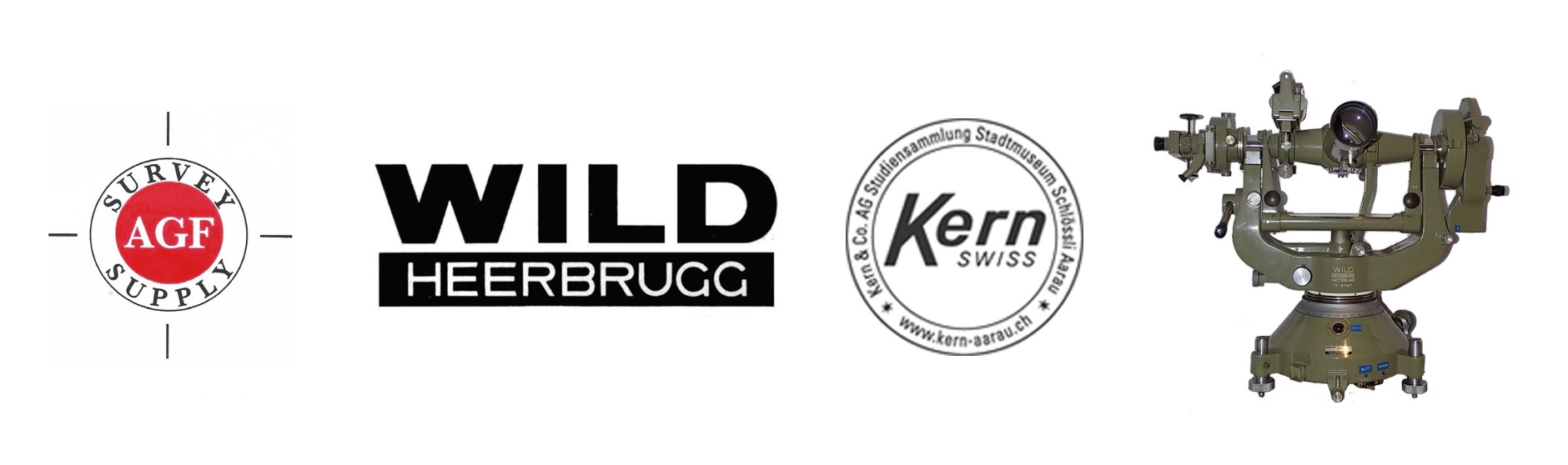 Kern Swiss & Wild Heerbrugg Surveying equipment
