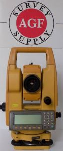 Topcon Total Station GTS605 Not Working