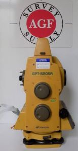 Topcon Total Station GPT8205A not Working